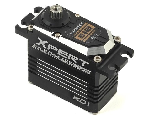 Xpert KD1 Cyclic Metal Gear Brushless Servo (High Voltage)