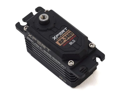 Xpert R3 Quick Release High Speed Low Profile Brushless Servo