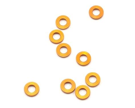 XRAY 3x6x1.0mm Aluminum Shim (Orange) (10)