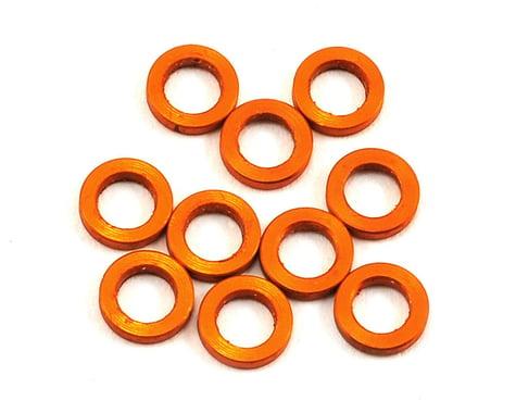 XRAY 3x5x1.0mm Aluminum Shim (Orange) (10)