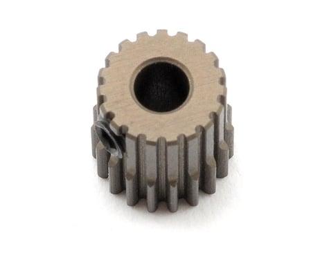 XRAY Aluminum 64P Narrow Hard Coated Pinion Gear (19T)
