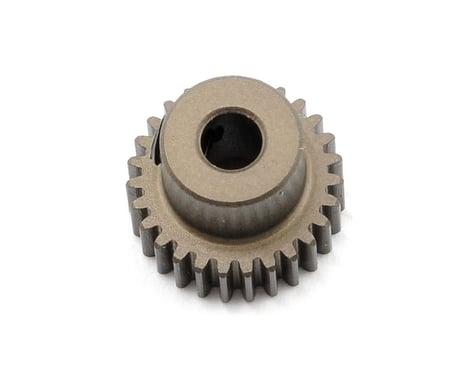 XRAY Aluminum 64P Narrow Hard Coated Pinion Gear (27T)