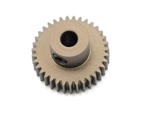 XRAY Aluminum 64P Narrow Hard Coated Pinion Gear (35T)