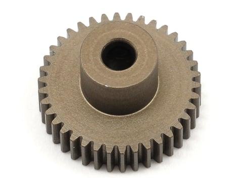 XRAY Aluminum 64P Narrow Hard Coated Pinion Gear (38T)