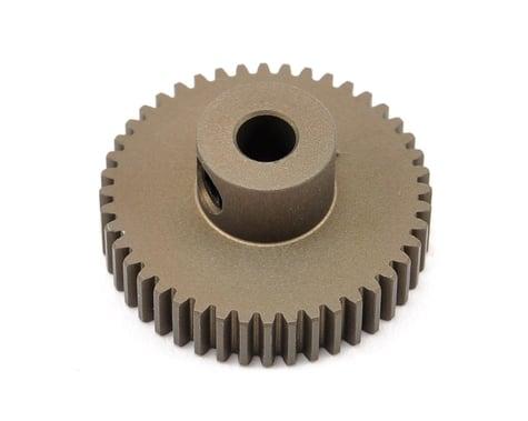 XRAY Aluminum 64P Narrow Hard Coated Pinion Gear (44T)