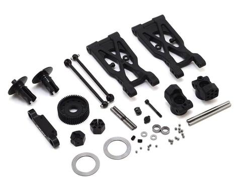XRAY Complete XB2 Dirt Rear Suspension Conversion Set