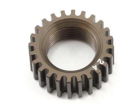 XRAY XCA Aluminum 2nd Gear Pinion (24T)