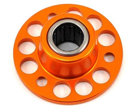 XRAY Aluminum Drive Flange w/One-Way Bearing (Orange)