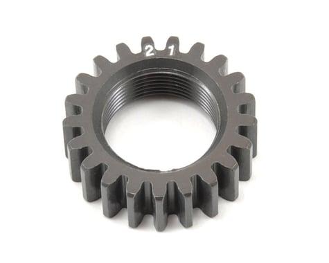 XRAY Aluminum Hard Coated Pinion Gear (21T) (2nd)
