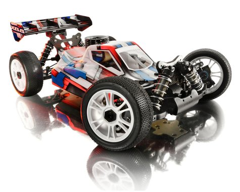 XRAY XB8 2014 Spec Luxury 1/8 Nitro Off-Road Buggy Kit