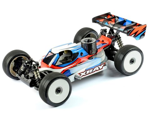 XRAY XB8 2021 Spec 1/8 Off-Road Nitro Buggy Kit
