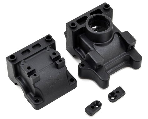 XRAY XB8 Differential Bulkhead Block Set