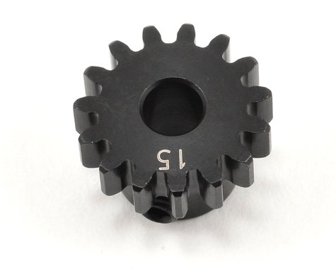XRAY Mod1 Steel Pinion Gear w/5mm Bore (15T)