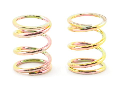 Xray Front Coil Spring C = 3.5 (Gold) (2)