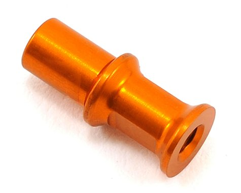 XRAY Aluminum X1 Steering Pivot Shaft (Orange)