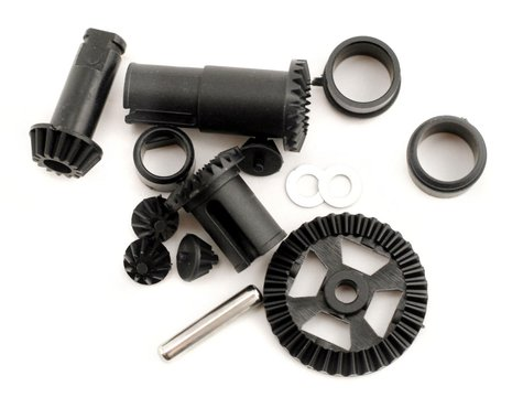 XRAY Composite Gear Differential & Driveshaft