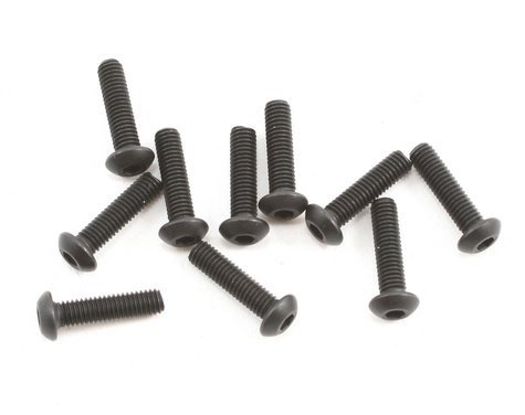 Xray 3x12mm Button Head Hex Screw (10)