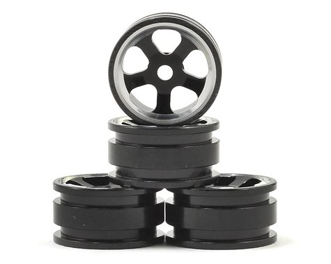 Xtra Speed Orlandoo Hunter Aluminum 5 Spoke Beadlock Wheel (4) (35P01/35A01)