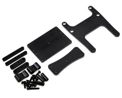 Xtreme Racing ECX G-10 Frame Extension (Black)