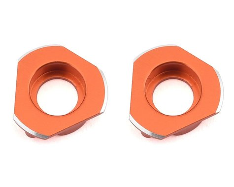 Yeah Racing HPI Sprint 2 Aluminum Ball Bearing Hub (Orange)