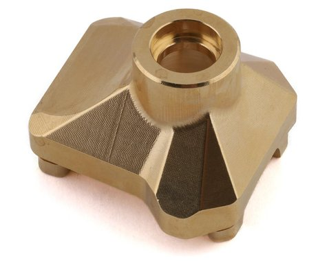 Yeah Racing TRX-6 Brass Middle Axle Cover (72g)