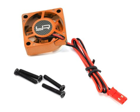 Yeah Racing 30x30x10mm Tornado High Speed Fan (Orange)