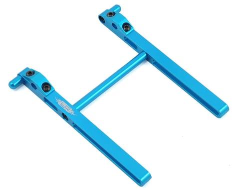 Yeah Racing Aluminum Aircraft Transmitter Stand (Blue)