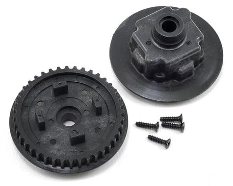 Yokomo Gear Differential Pulley & Case