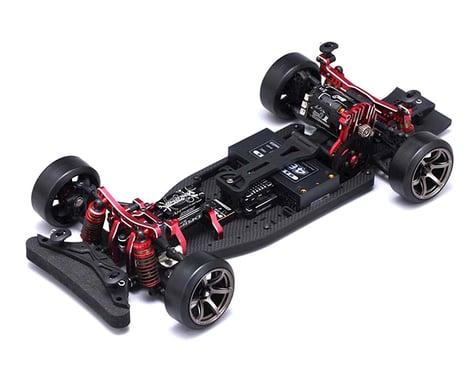 """Yokomo YD-2SX II """"Limited Edition"""" 1/10 2WD RWD Competition Drift Car Kit (Red)"""