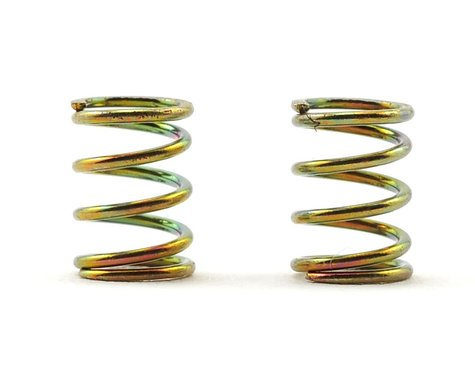Yokomo YR-10 Front King Pin Spring (2) (Gold - Hard)