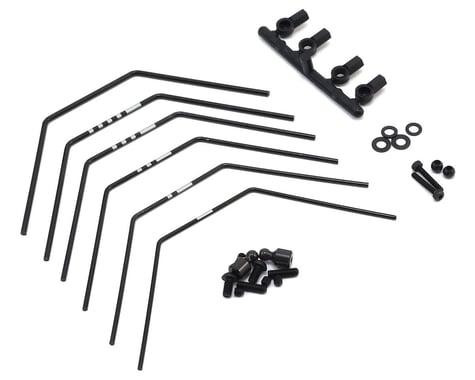 Yokomo YZ-2 Rear Anti Roll Bar Set (Hard) (Updated Arm Compatible)