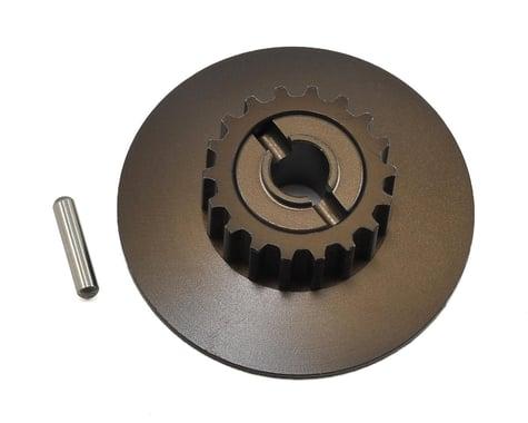 Yokomo YZ-4 Aluminum Main Pulley w/Slipper Drive Plate