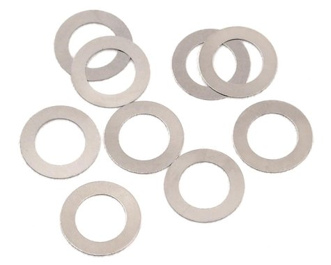Yokomo 3.1x5.0x0.05mm Stainless Steel Shim (10)