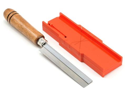 Zona Tool Mini Miter Box & Saw