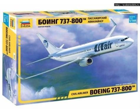 Zvezda 1/144 B737-800 Passenger Airliner