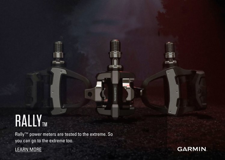 Shop Garmin Rally Pedals