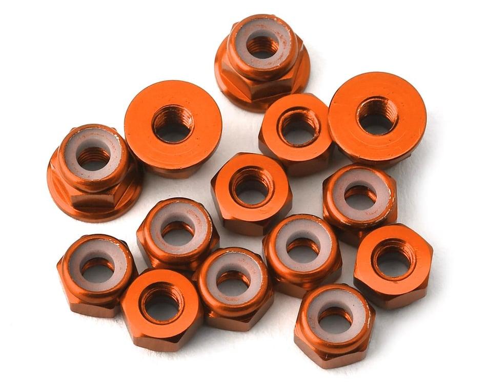 175RC RC10B74 Aluminum Nut Kit