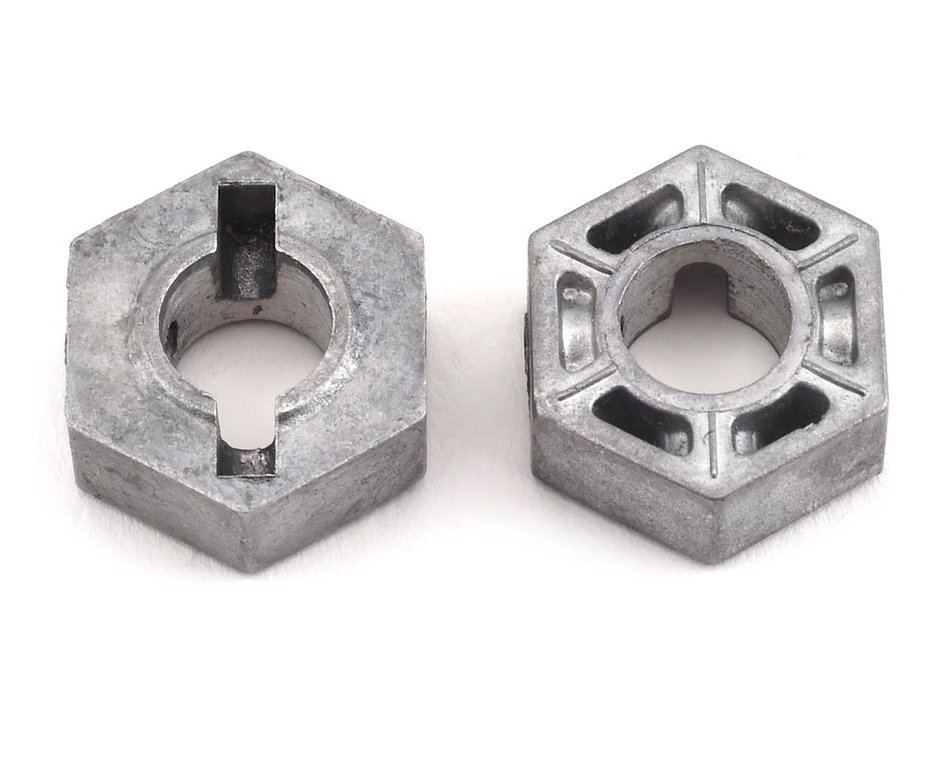 Arrma 17mm Red Hex Hubs Pins Hexes Kraton Notorious Outcast Talion AR310484