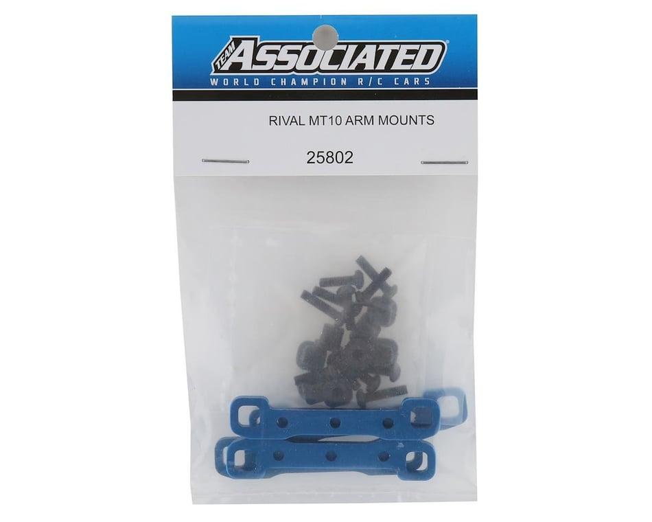 ASC25802 Team Associated Rival MT10 Arm Mounts