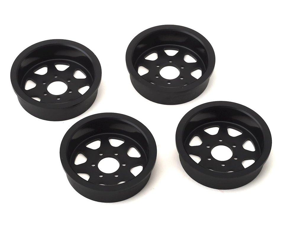 Associated Enduro Method 701 Trail Series Wheels 1.9 in Black ASC42101