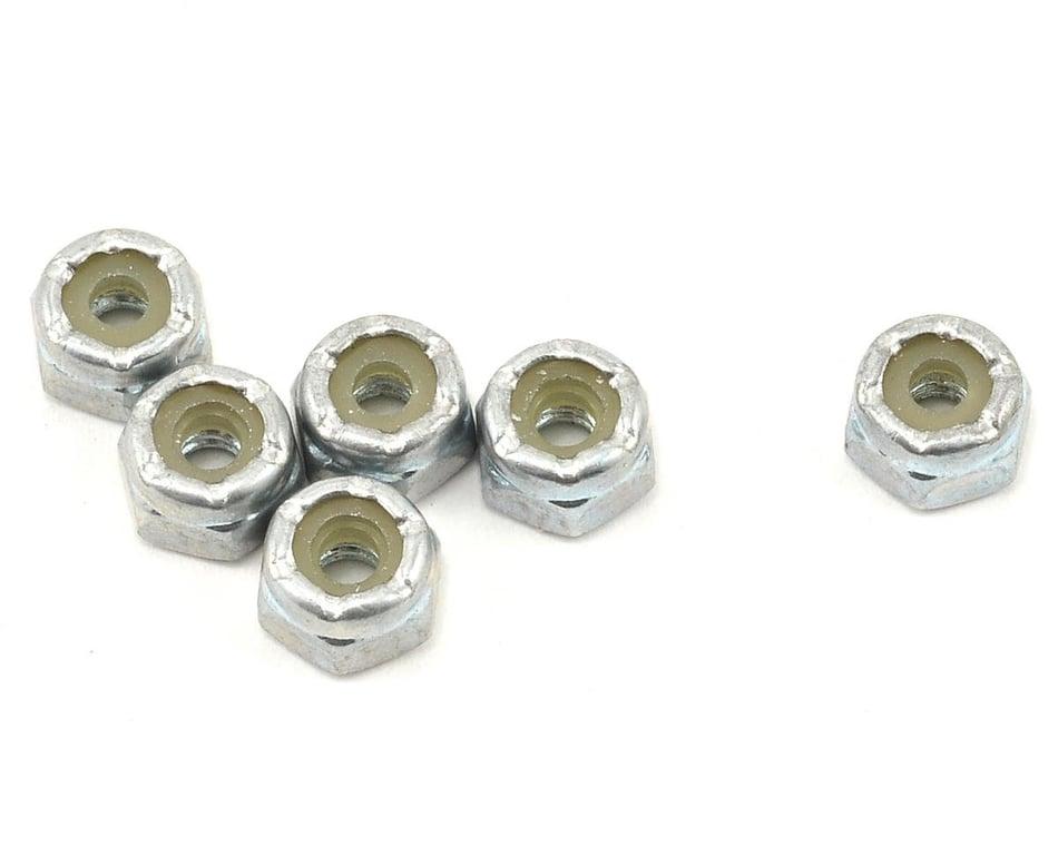 Team Associated 3436 Locknuts 10-32 aluminum