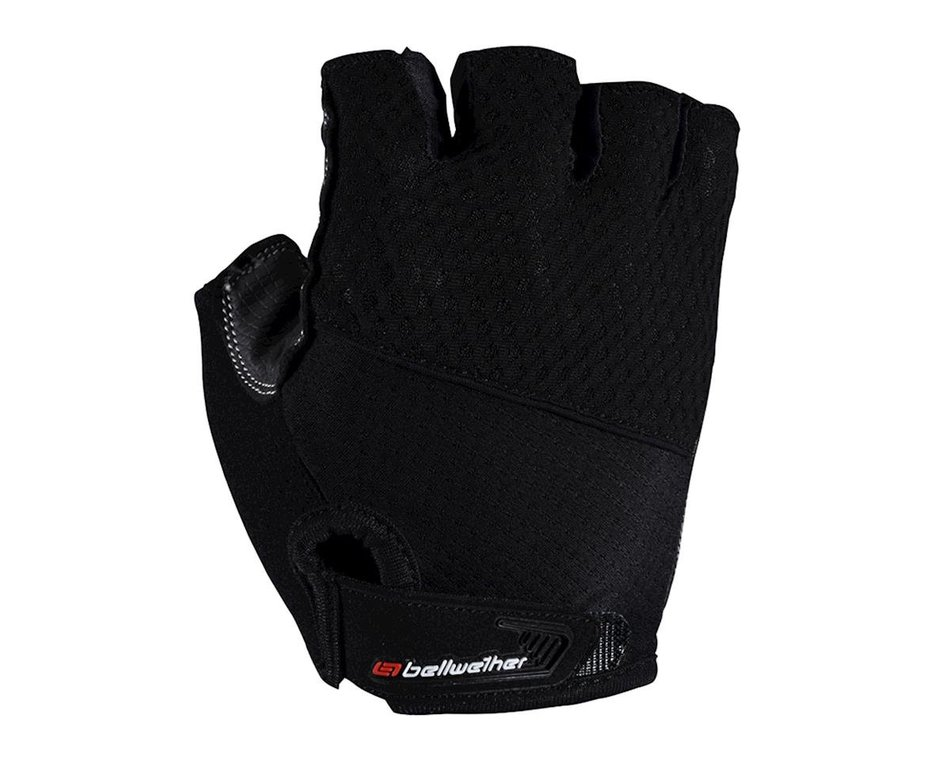 Black//Aqua 973302002-P Bellwether Women/'s Gel Supreme Cycling Gloves