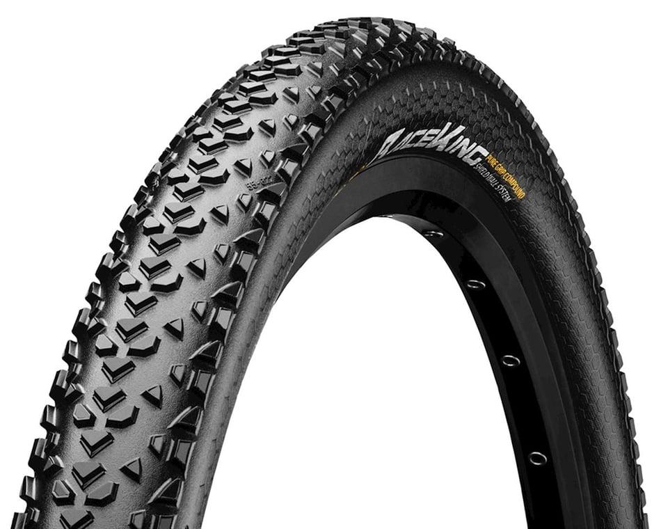 "Continental RaceKing 26"" x 2.0 MTB Bicycle Foldable Tubeless bike Tire ebike Set"