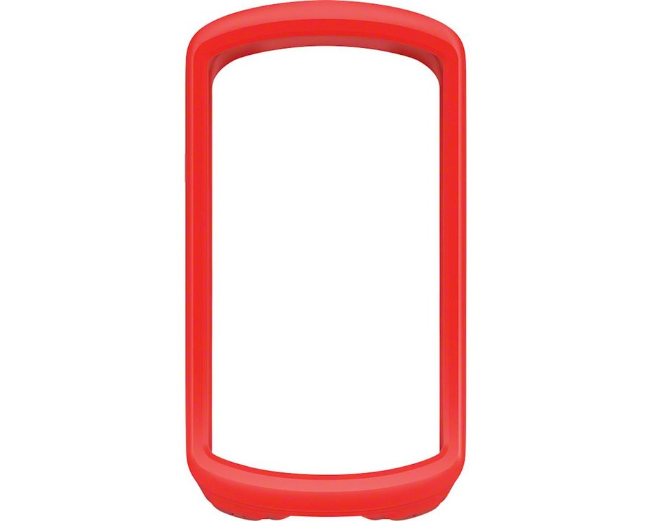 Garmin 010-12654-01 Protective Case for GPS Red Silicone Protective Covers for GPS Silicone, Red, Garmin, Edge 1030