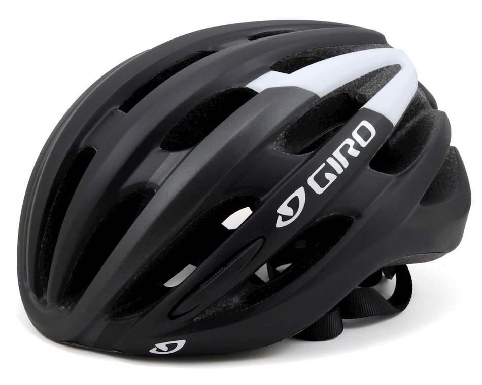 Matte White//Silver L Giro Foray MIPS Helmet