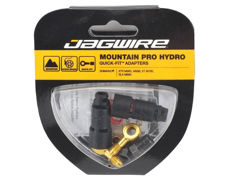 JAGWIRE Anschlussset Quick-Fit-Adapter SHIMANO new XTR//XT//SLX