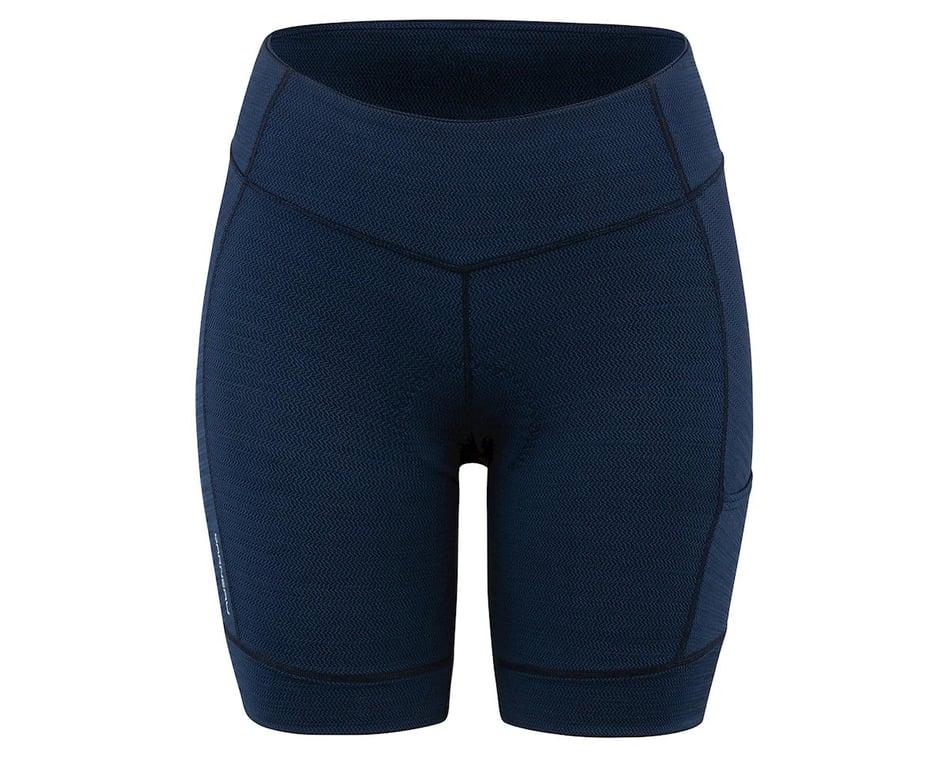 Louis Garneau Womens Fit Sensor Texture 7.5 Shorts