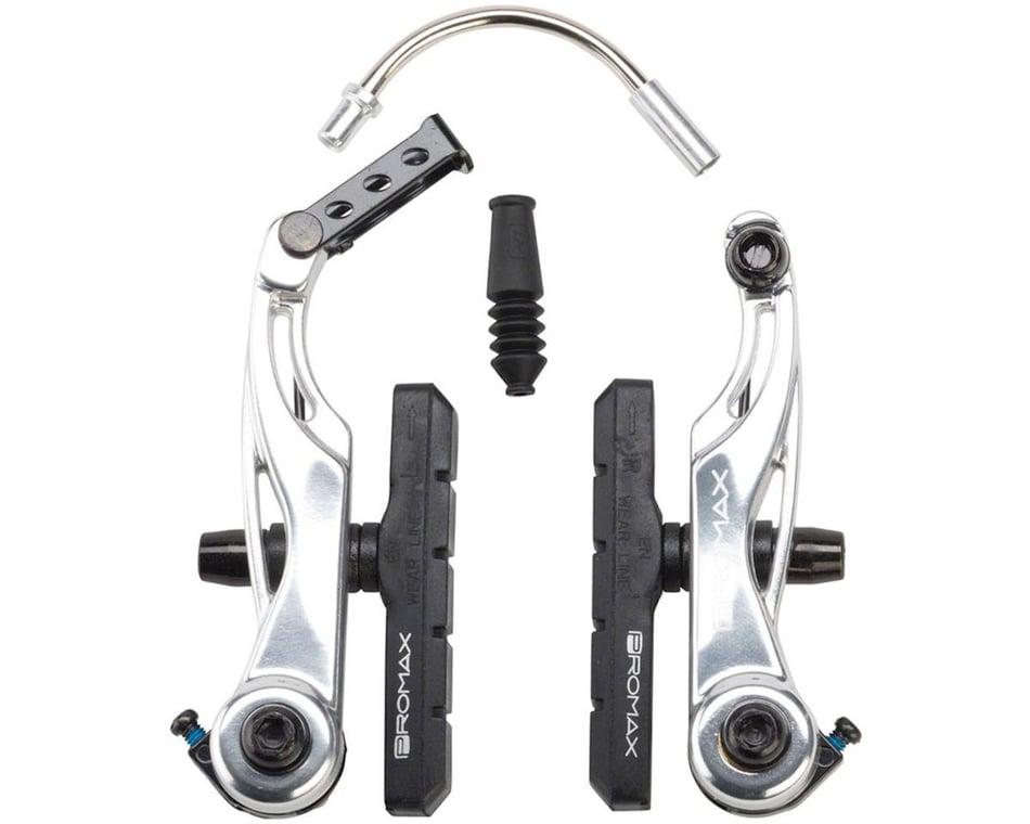Promax Aluminum Bike U Brake  Caliper Rear Silver