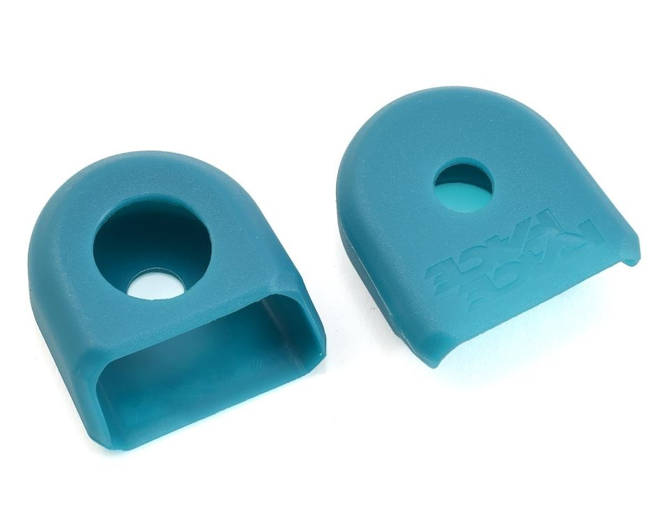 RaceFace Small Crank Boots 2-Pack Turquoise