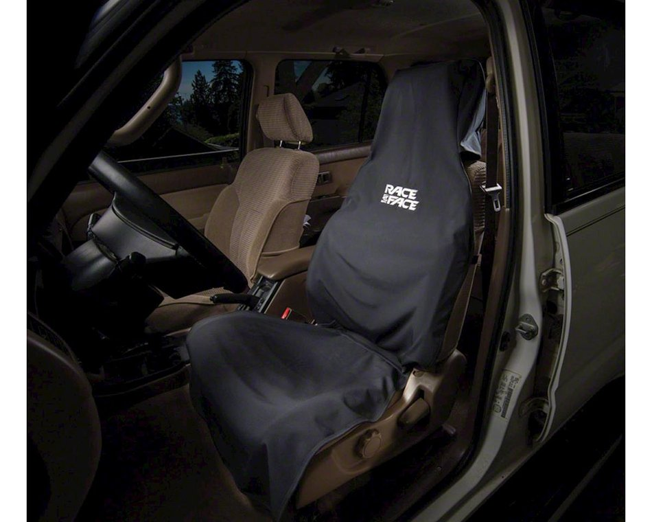 Race Face Raceface Car Seat Cover Black One Size Xa342000
